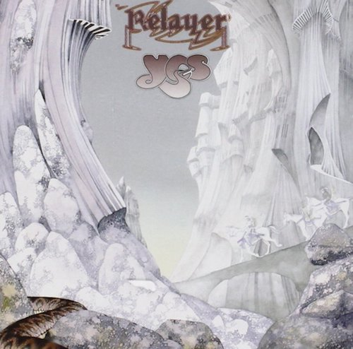 Roger Dean described the Yes logo as a 'calligraphed colophon'. The looping descender of the initial 'Y' suggests a mythical journey.