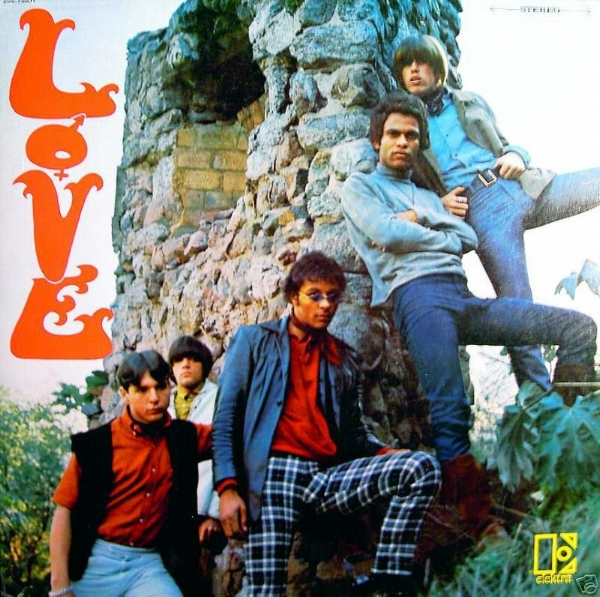 All you need is: Love's first LP sold 150,000 copies and the track 'My Little Red Book'was featured over the final credits of the movie High Fidelity in 2000.