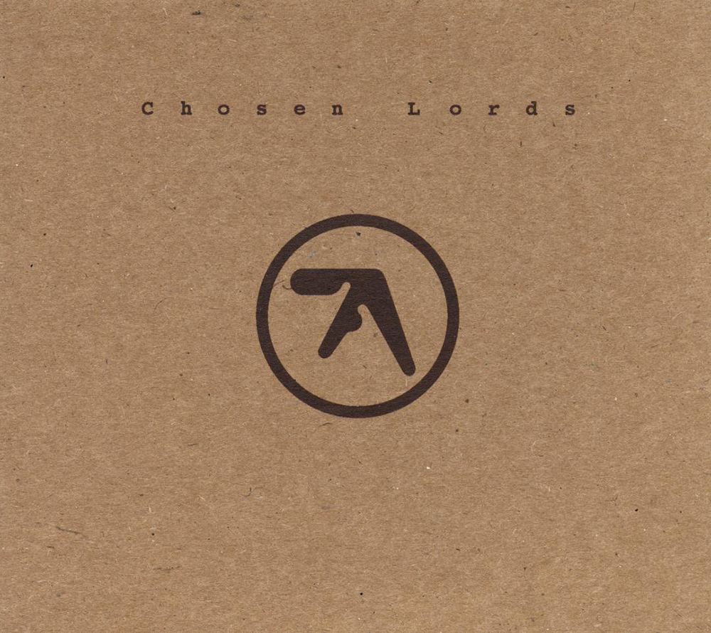 Cover star: the 2006 compilation album 'Chosen Lords'featured the abstract, alien 'A' monogram.
