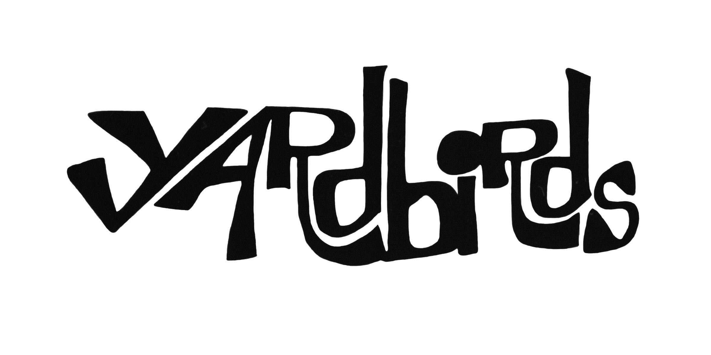 Y1 — The Yardbirds — BandLogoJukeBox