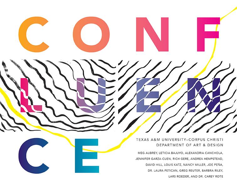 Confluence , Art Museum of South Texas, exhibition catalog