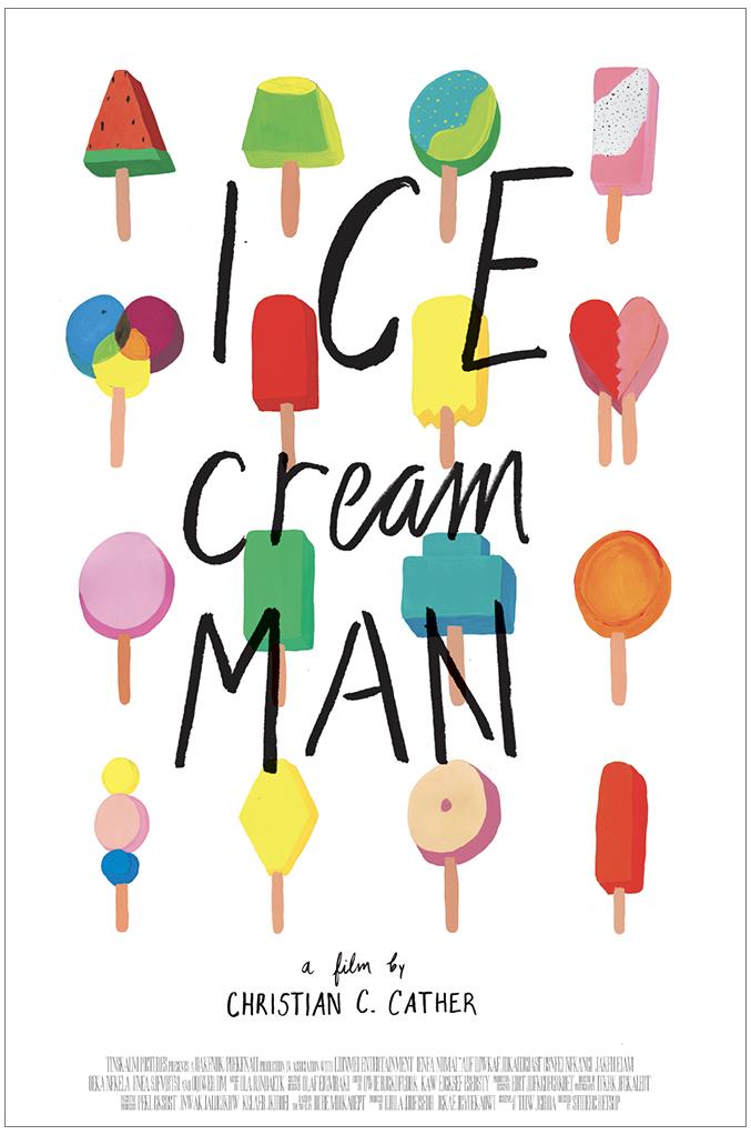 ICe cream Man Film