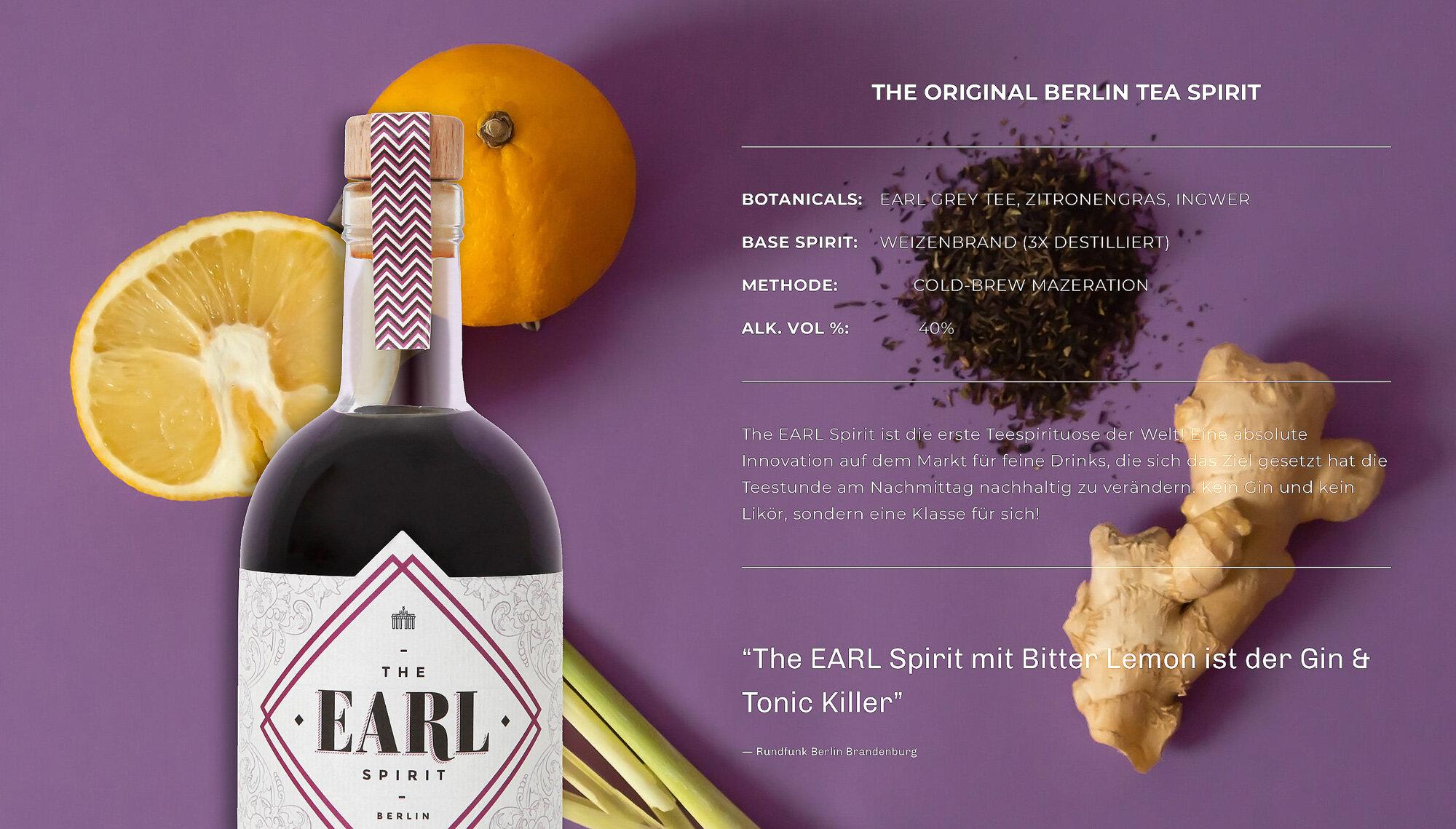 Earl Spirits