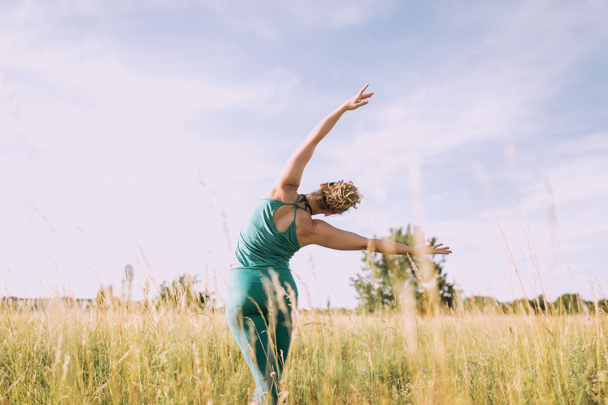 Nathalie Garten - Yoga Teacher