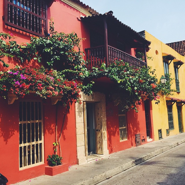 What to do see and eat in Cartagena