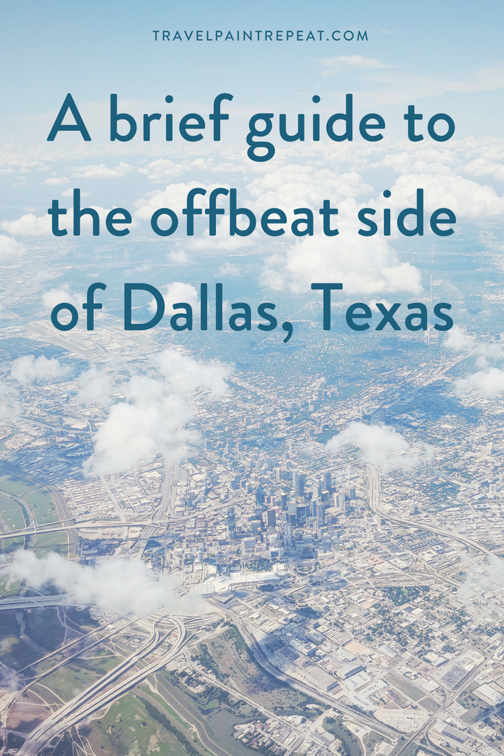 A brief guide to the offbeat side of Dallas, Texas