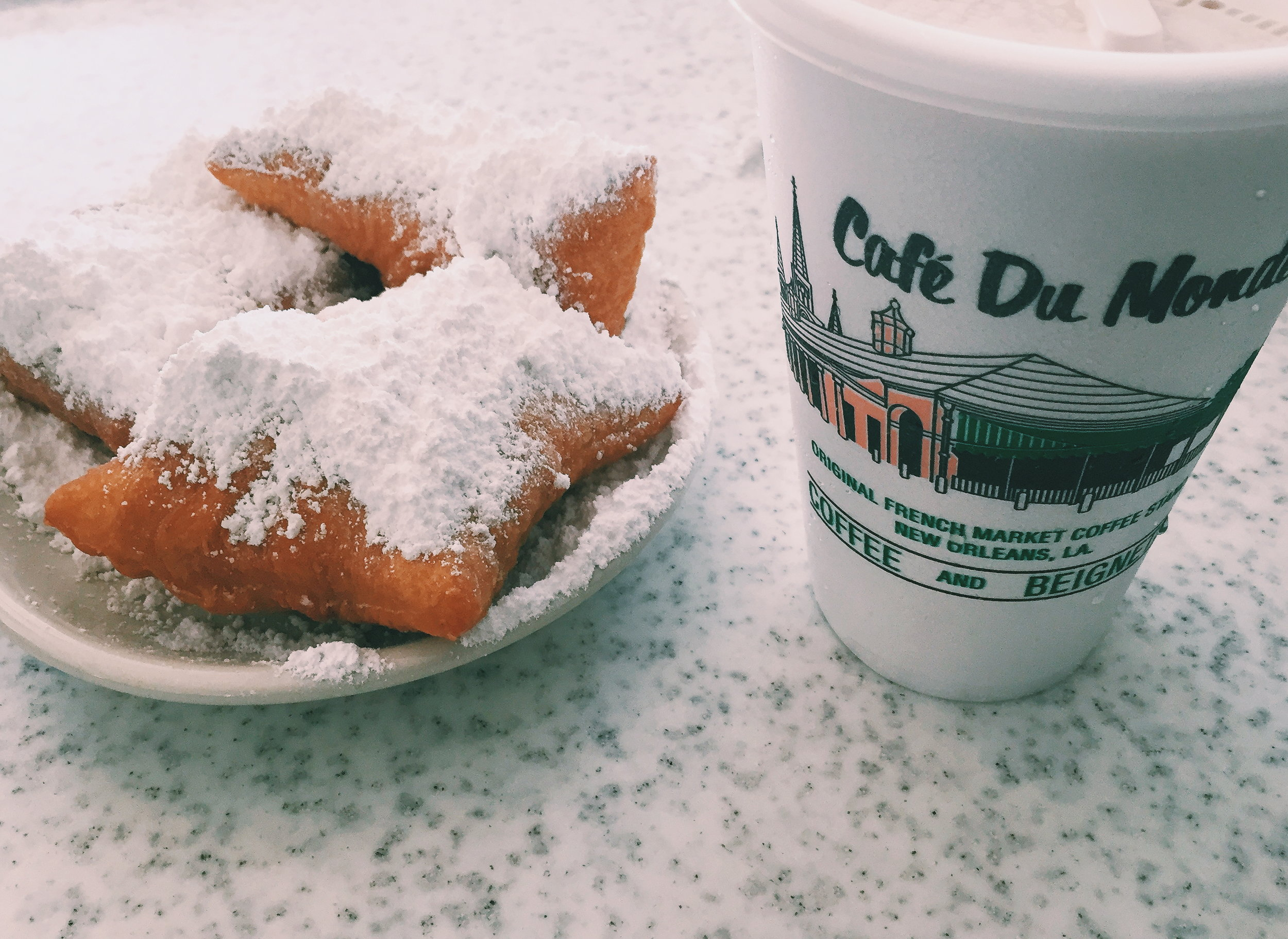 Where to stuff your face in New Orleans