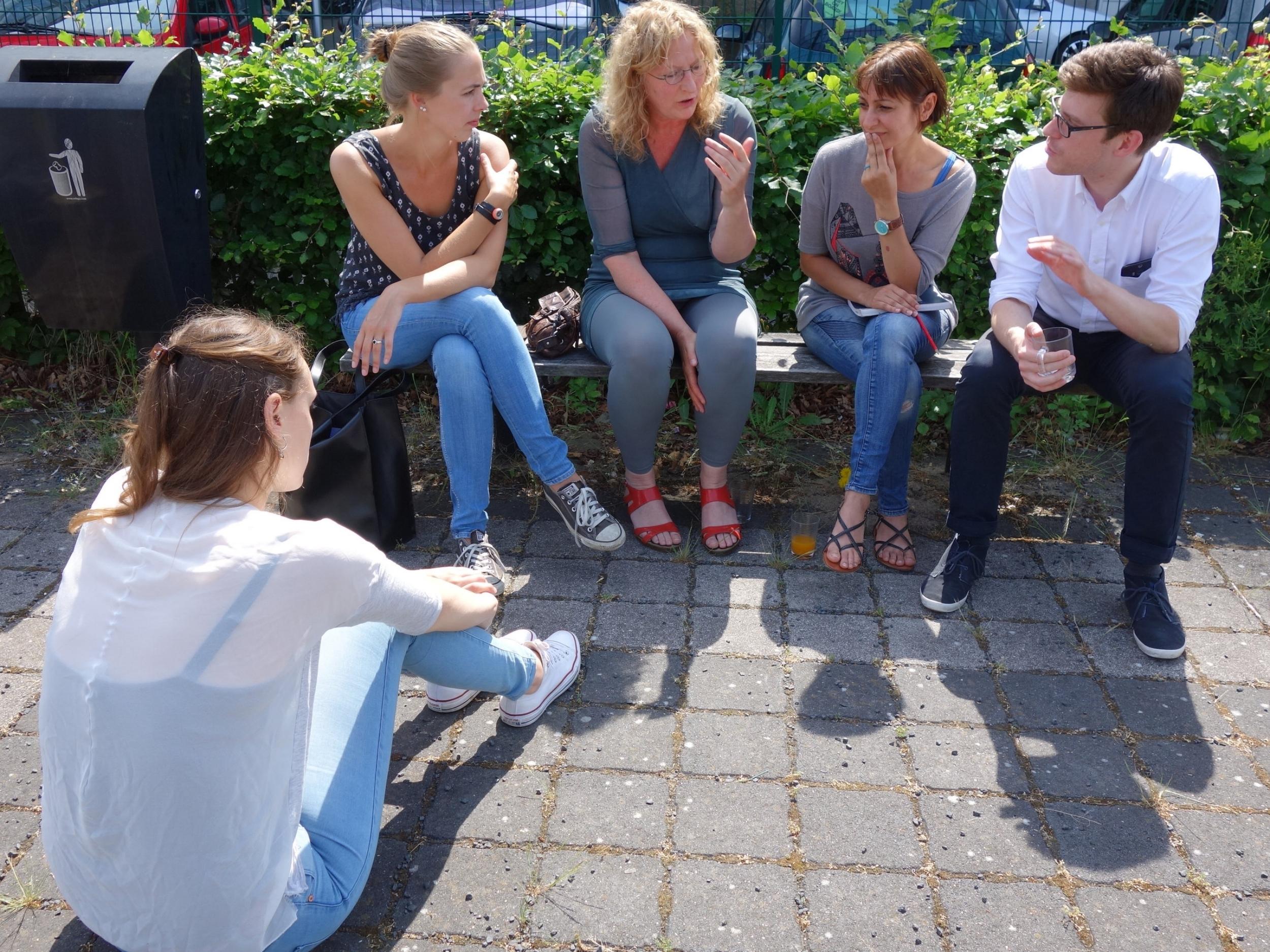 Sociaal ondernemen in de wijk