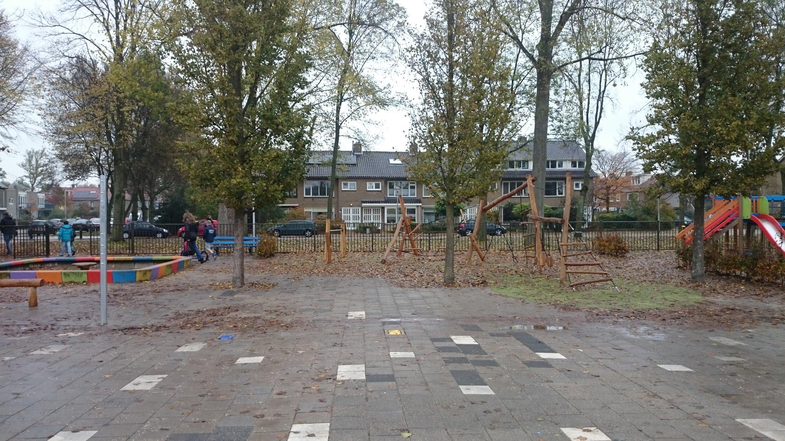 JvS - nafoto's Gezonde Schoolplein3.JPG