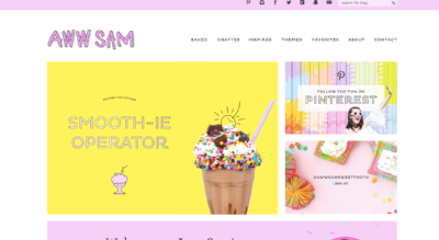 Add Color to Your Blog