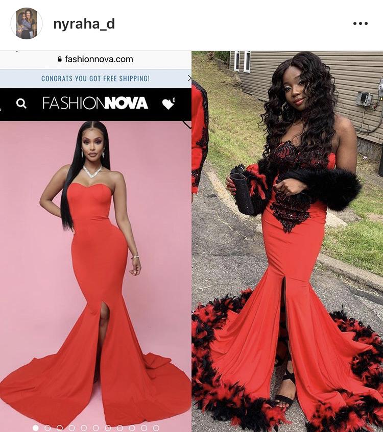 Fashion Nova Pimped Out