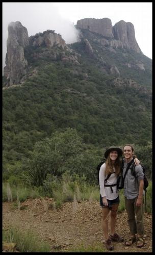 Hiking Big Bend's Lost Mine Trail