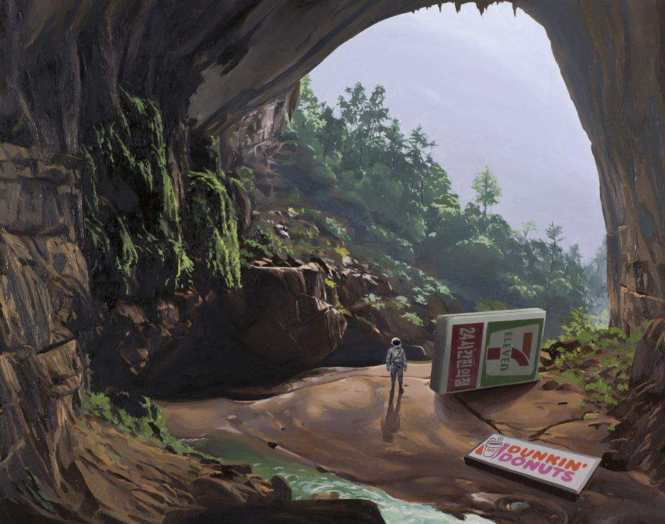 The Cave: Signs
