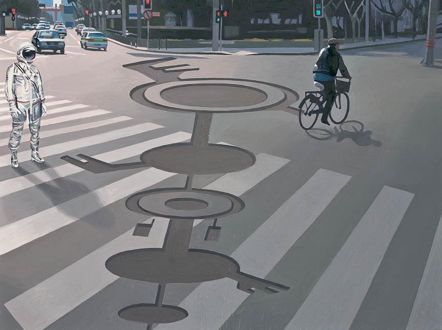 Urban Crop Circle