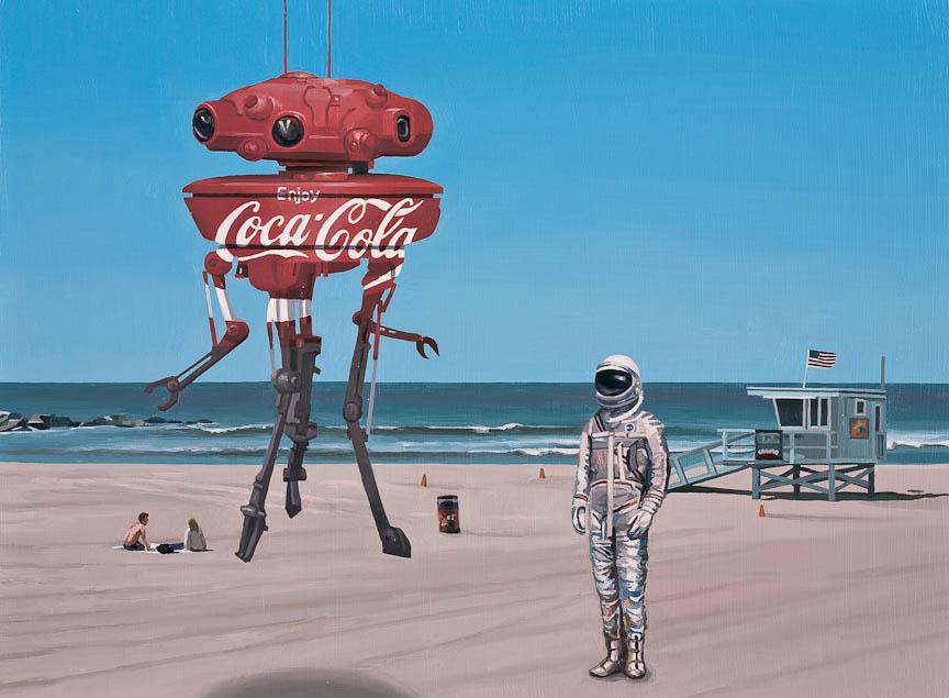 Coca Cola Viper Droid