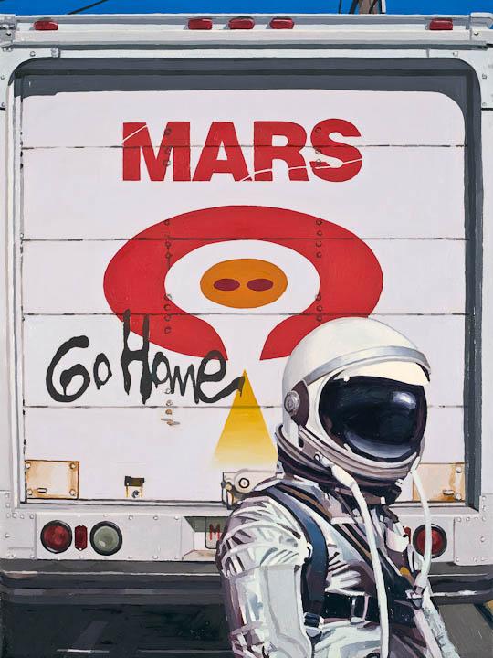 Mars Go Home