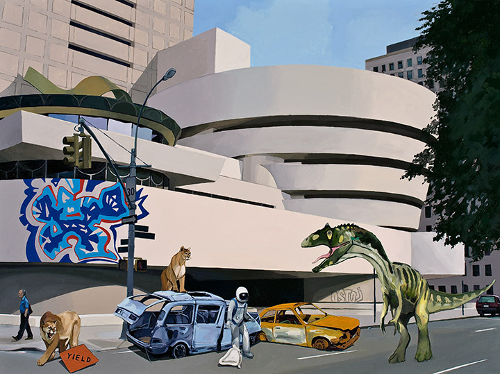Post-Nuclear Guggenheim Visit