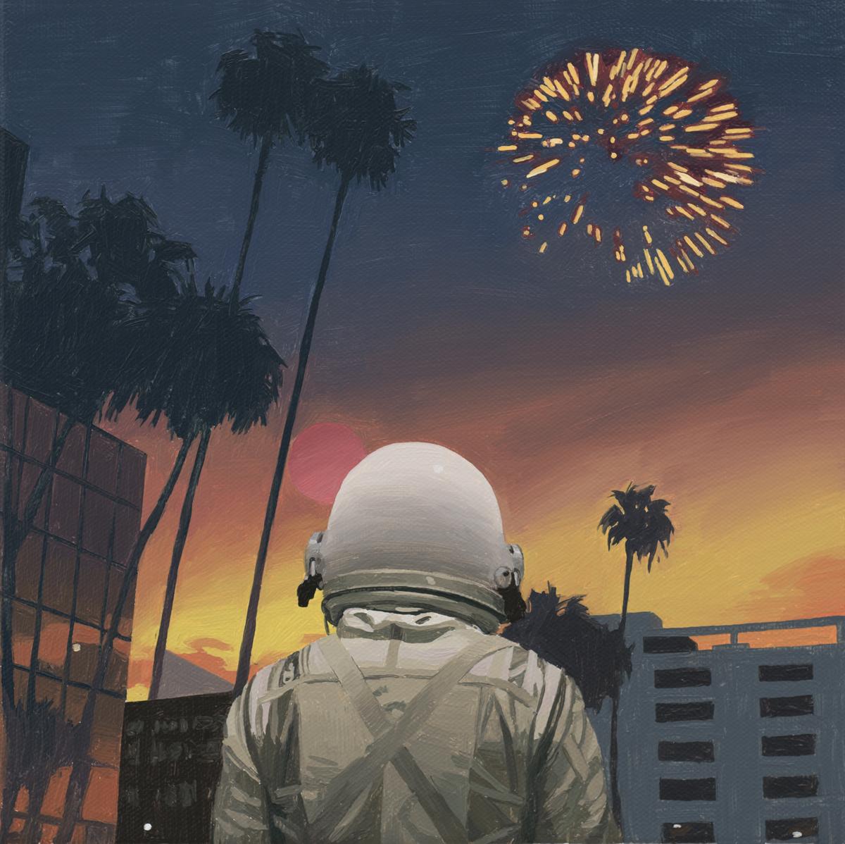 City Fireworks