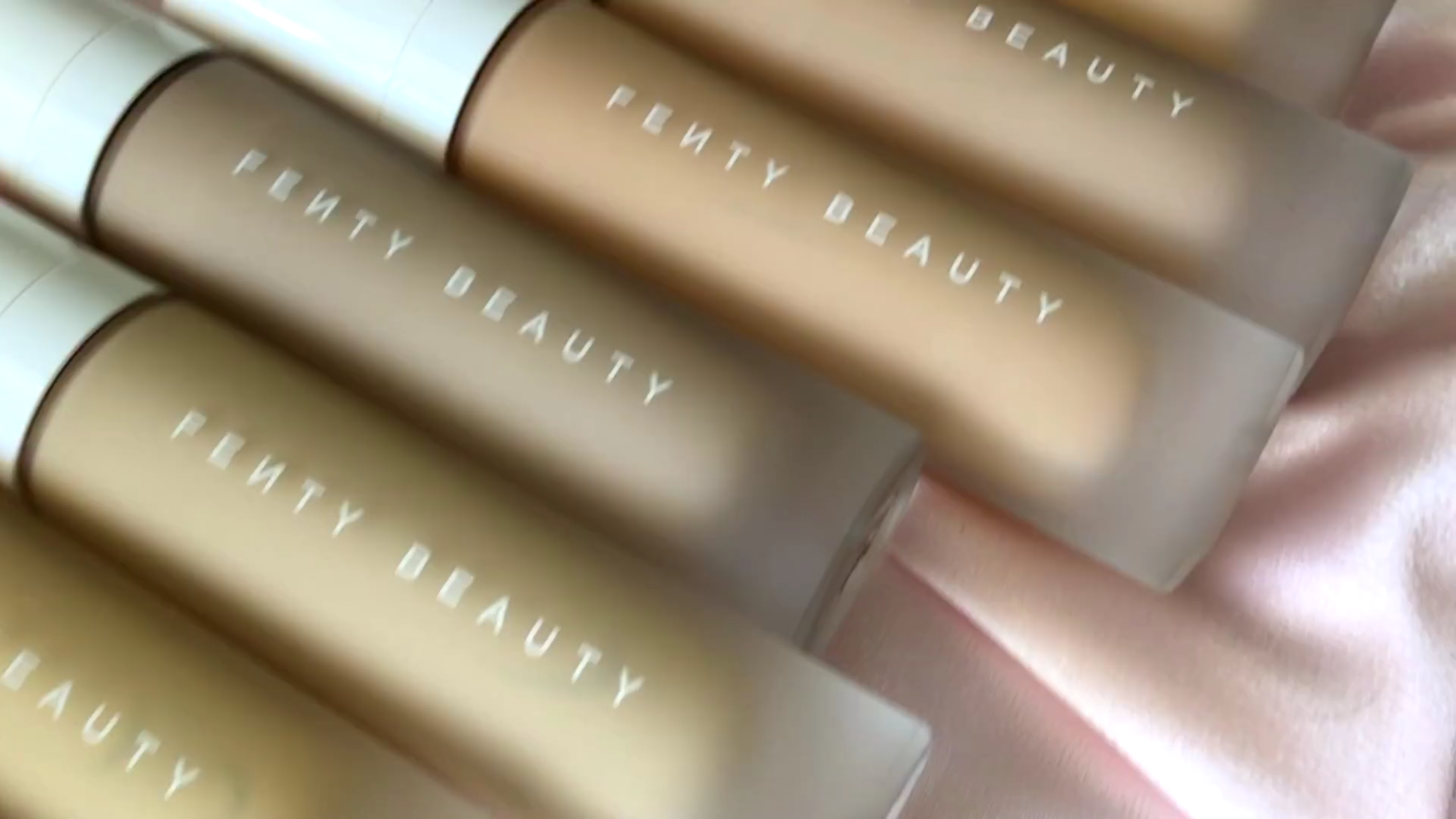 Sheer to medium coverage with only a few pumps of the Fenty BeautyPro Filt'r - -Nyma Tang