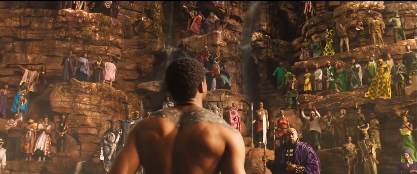 Wakanda - Black Panther