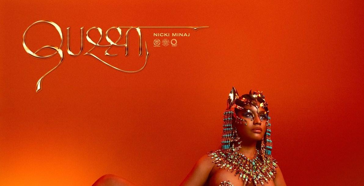 Queen (2018) The Album Cover: Closeup