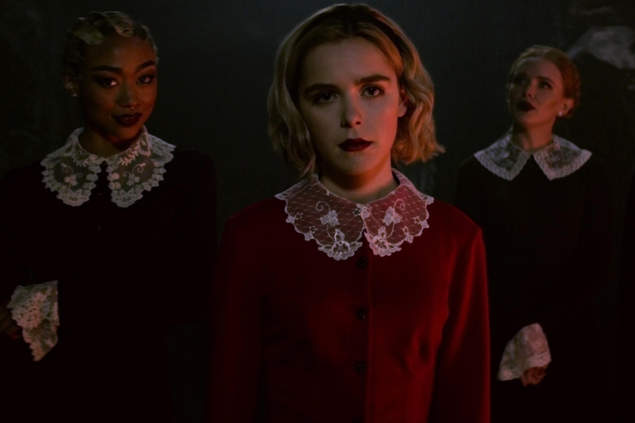 Chilling Adventures of Sabrina Part 2 / Sabrina, Prudence