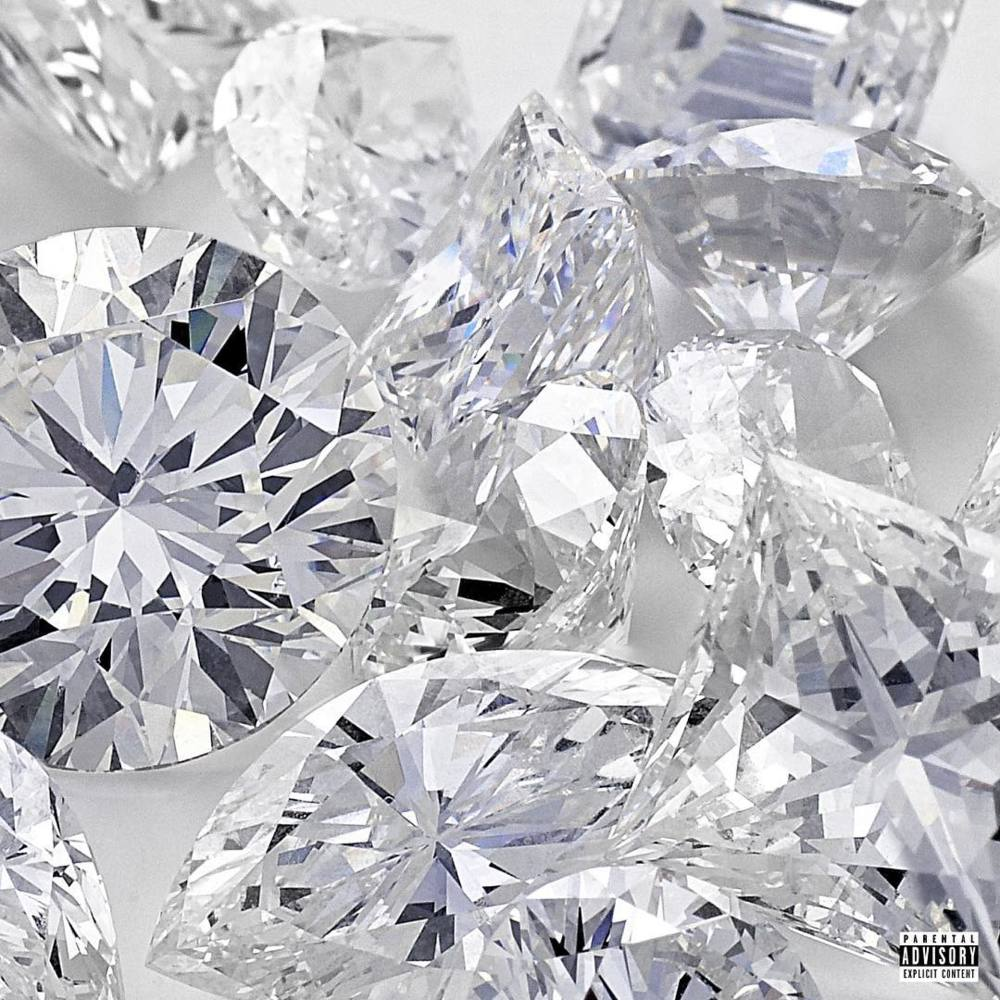 Drake & Future's 'What A Time To Be Alive Album'(2015) Album Cover