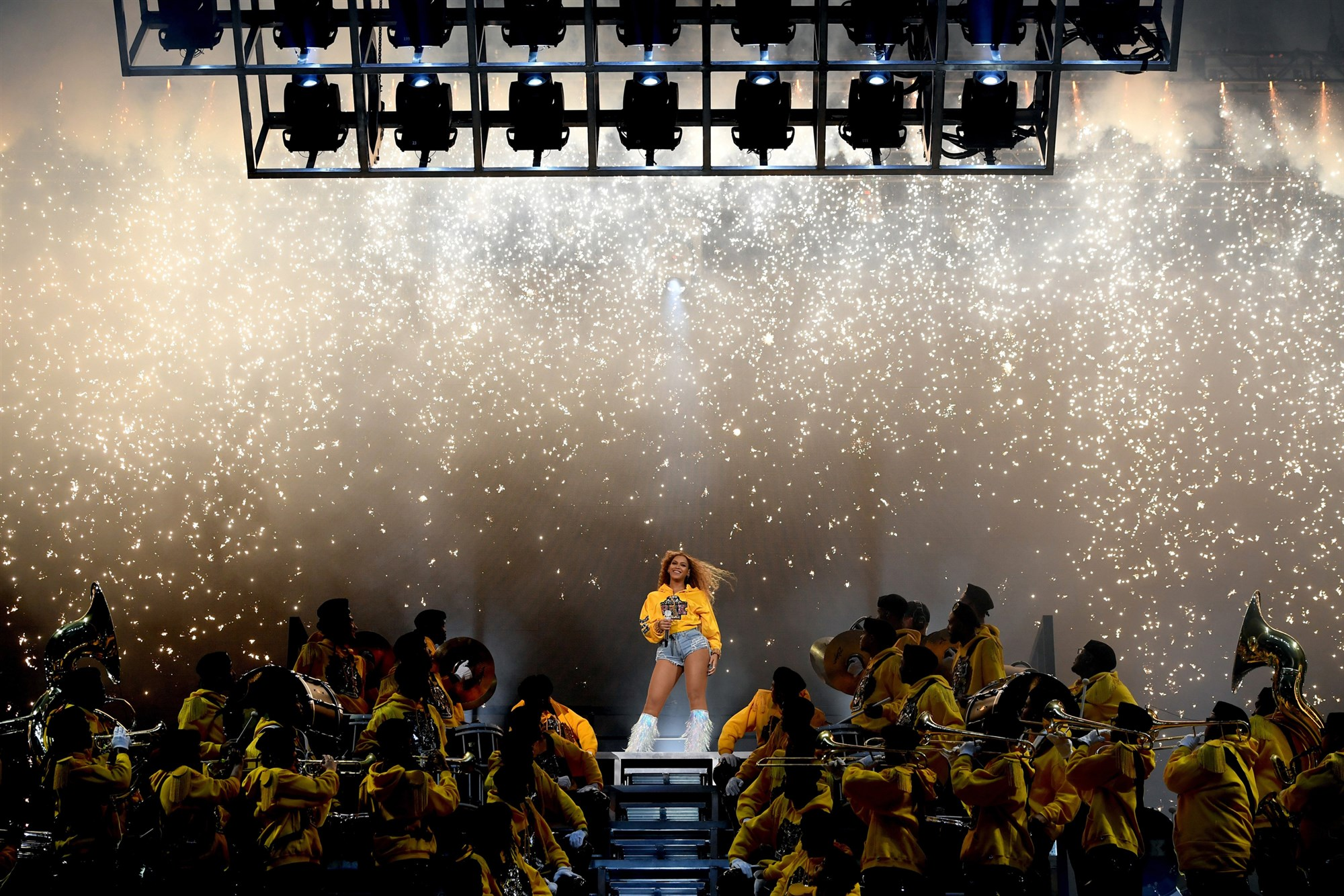 Larry Busacca for Getty Images / Beyoncé's Coachella Performance (2018)