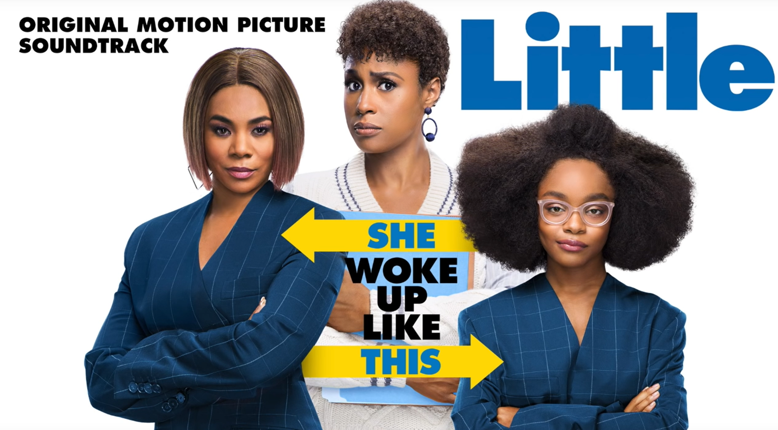 """Chloe x Halle """"Be Yourself"""" from fatle Motion Picture """"Little"""" (2019)"""