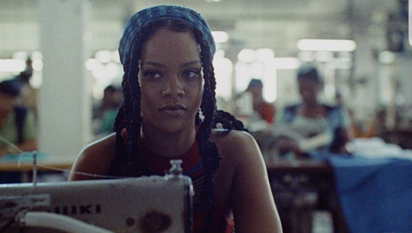 Rihanna in Guava Island (2019)