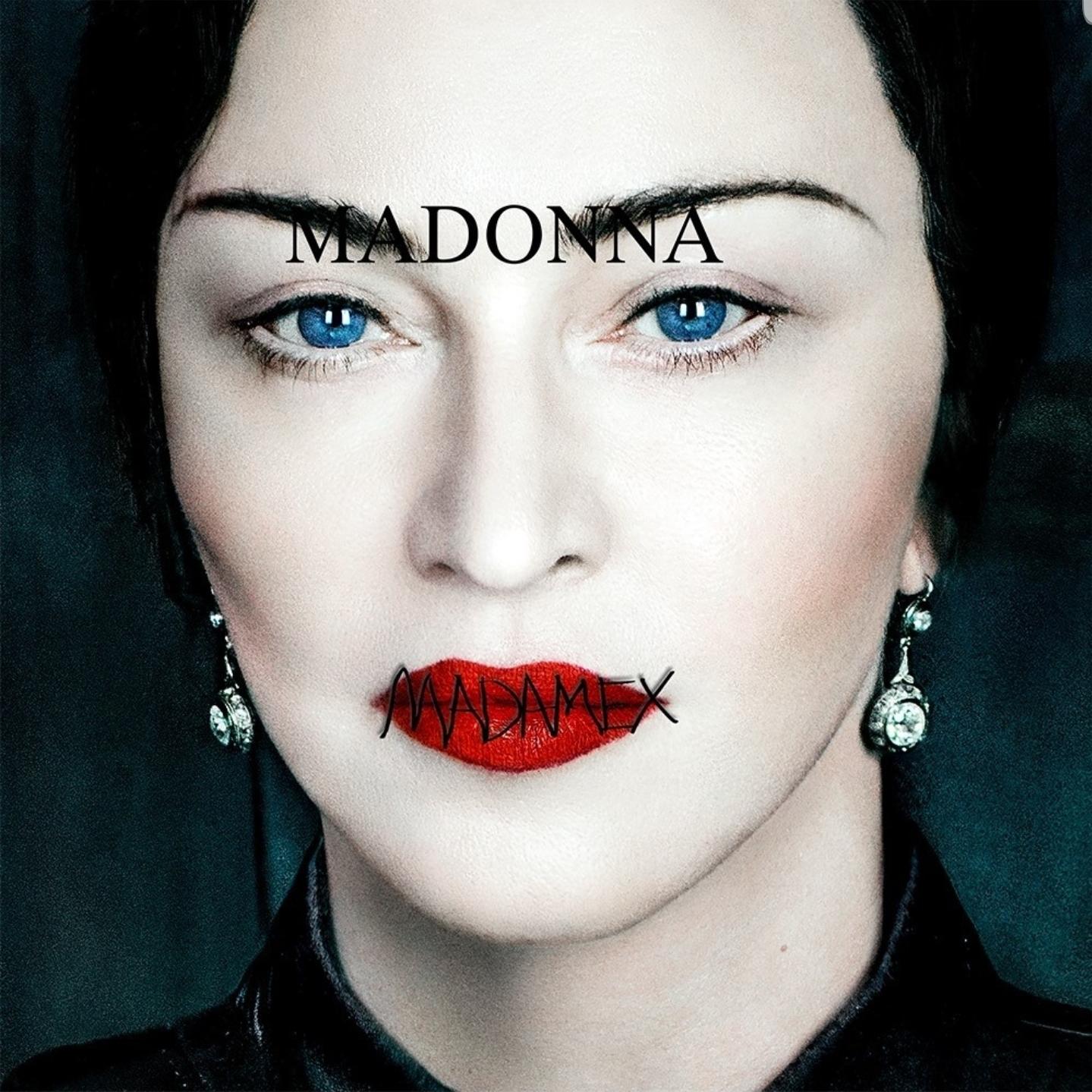 Madonna's 'Madame X' (2019) Album Artwork