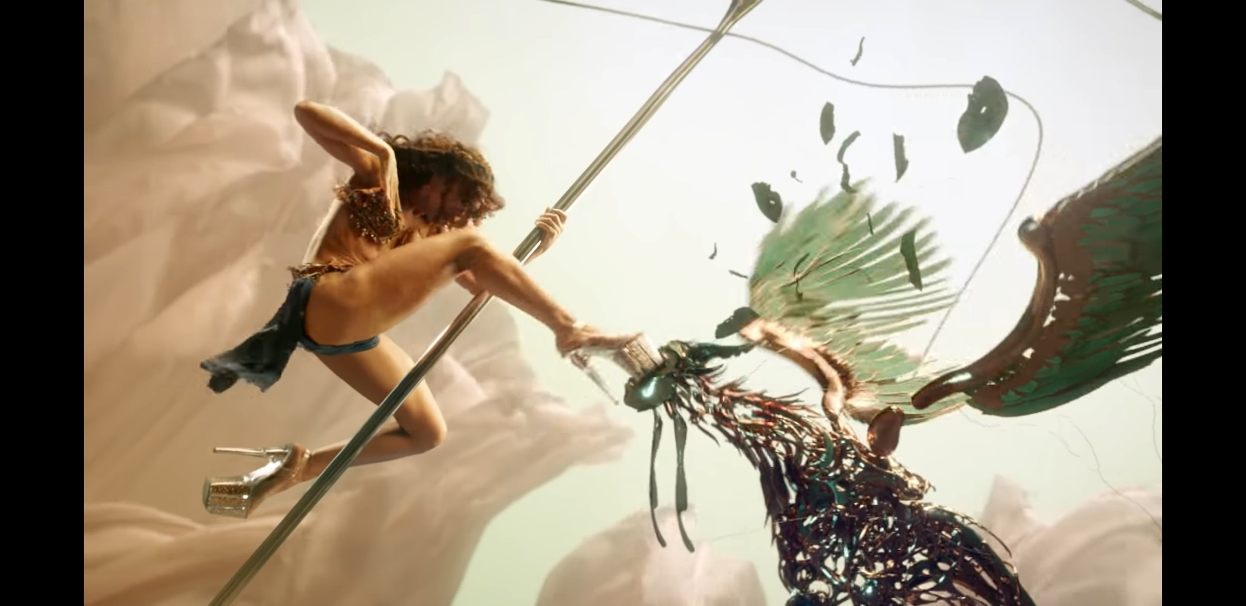 'Cellophane' Music Video by FKA Twigs/ YouTube
