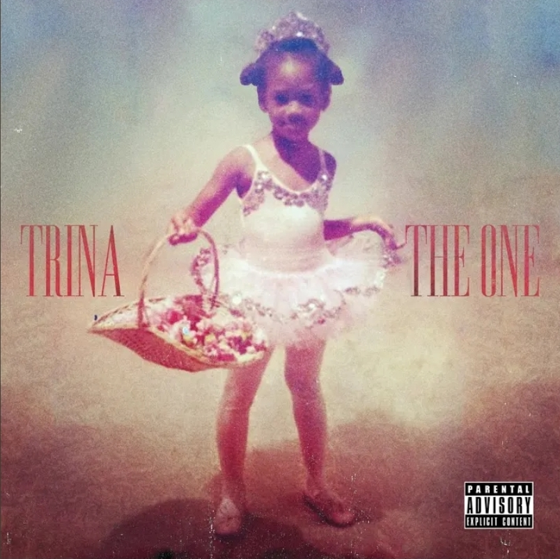 """Courtesy Of Instagram /  @Trinarockstarr  ; """"Back in the days when I was young, I'm not a kid anymore but some days I sit and wish I was a kid again.  #TheOne  6/21 💙  #RMG """""""