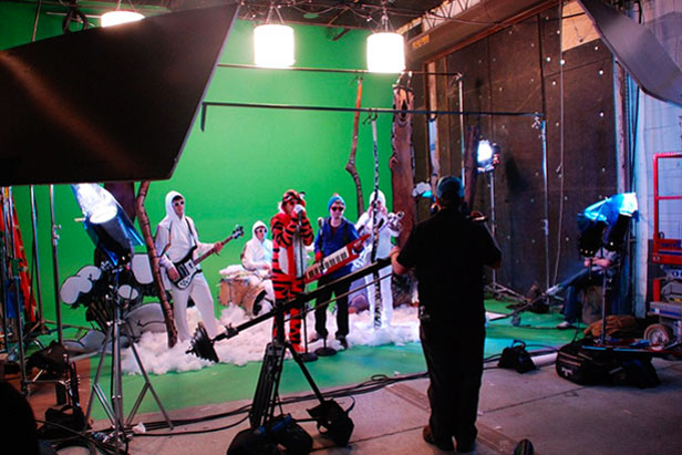 Sound Stage and Movie Studio New York City