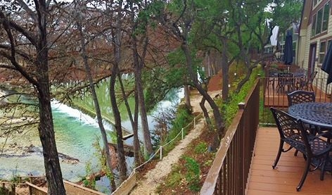 Panoramic View From Cabin's Deck