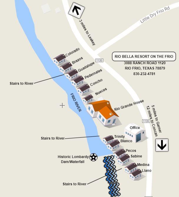 Rio-Bella-Resort-Property-Map
