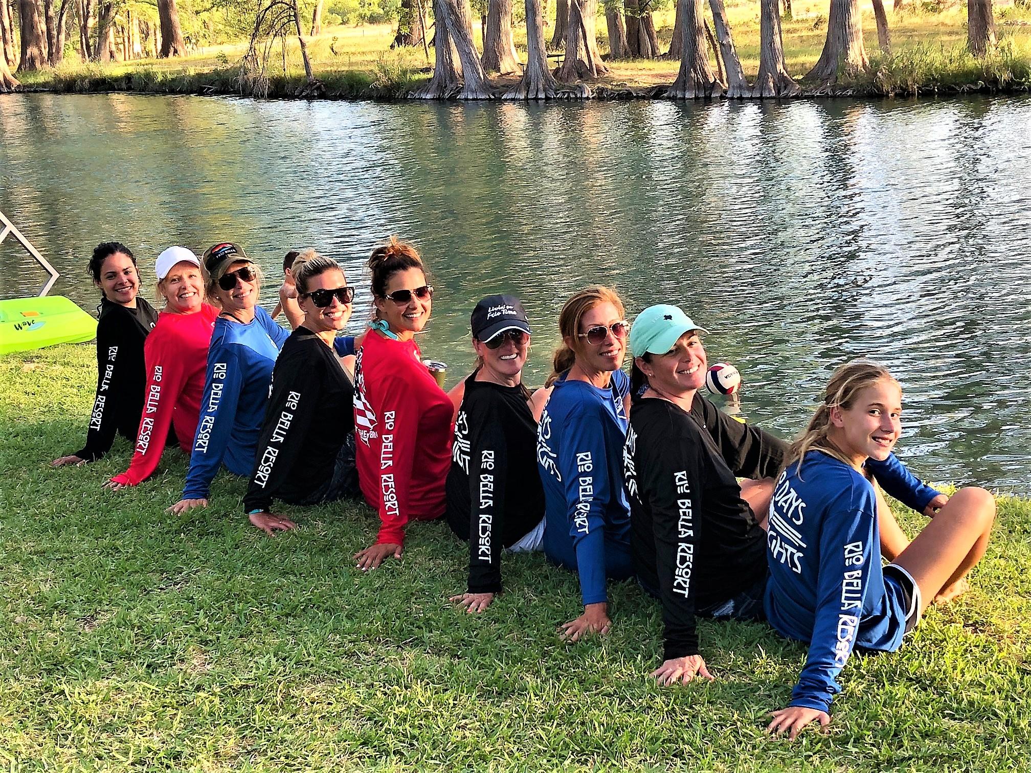 Frio River Squad Goals