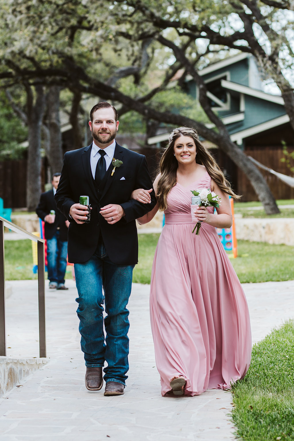 Hill Country Destination Wedding