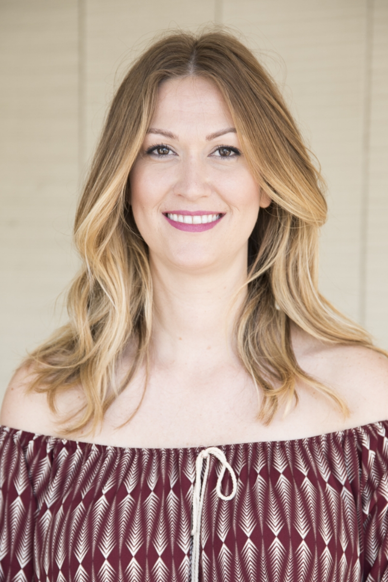 Lindsey Gustafson  - Stylist,  In-house educator