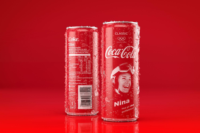 coca cola ingredienser