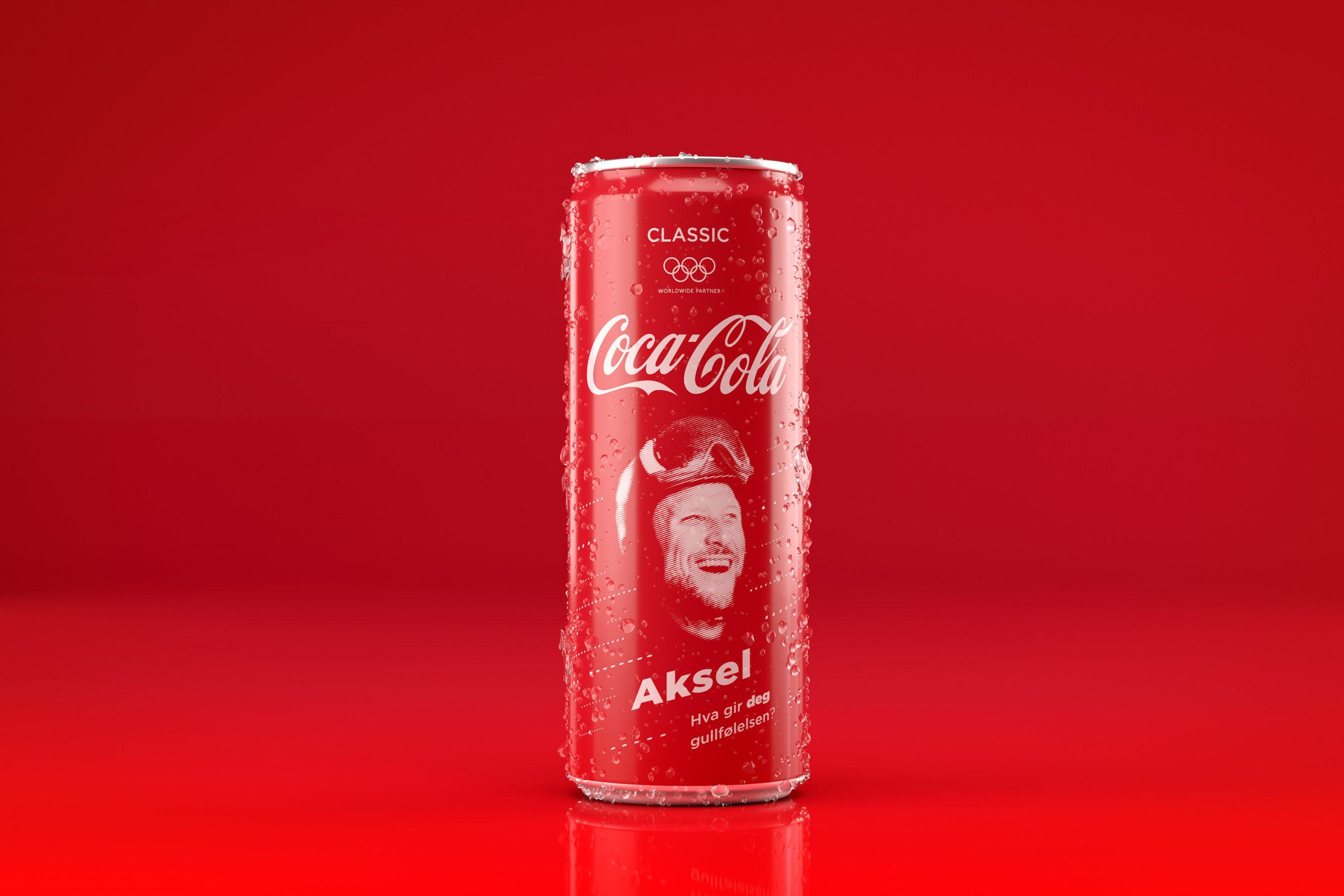 Coca Cola Classic - Single Aksel Snow - Metric - JHåland .jpg