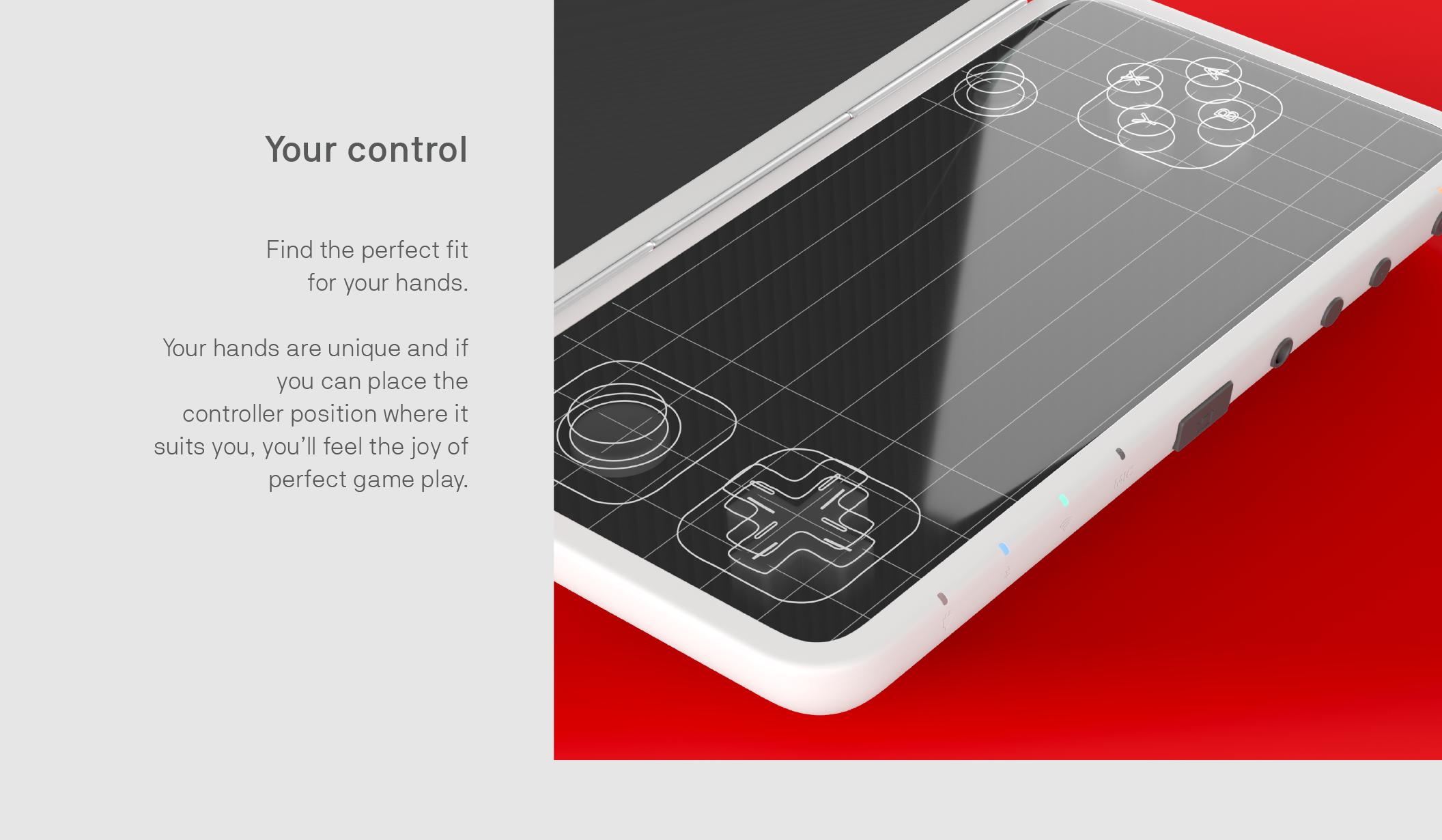 Newnew Nintendo 3Ds XXL - Behance_08 control.png