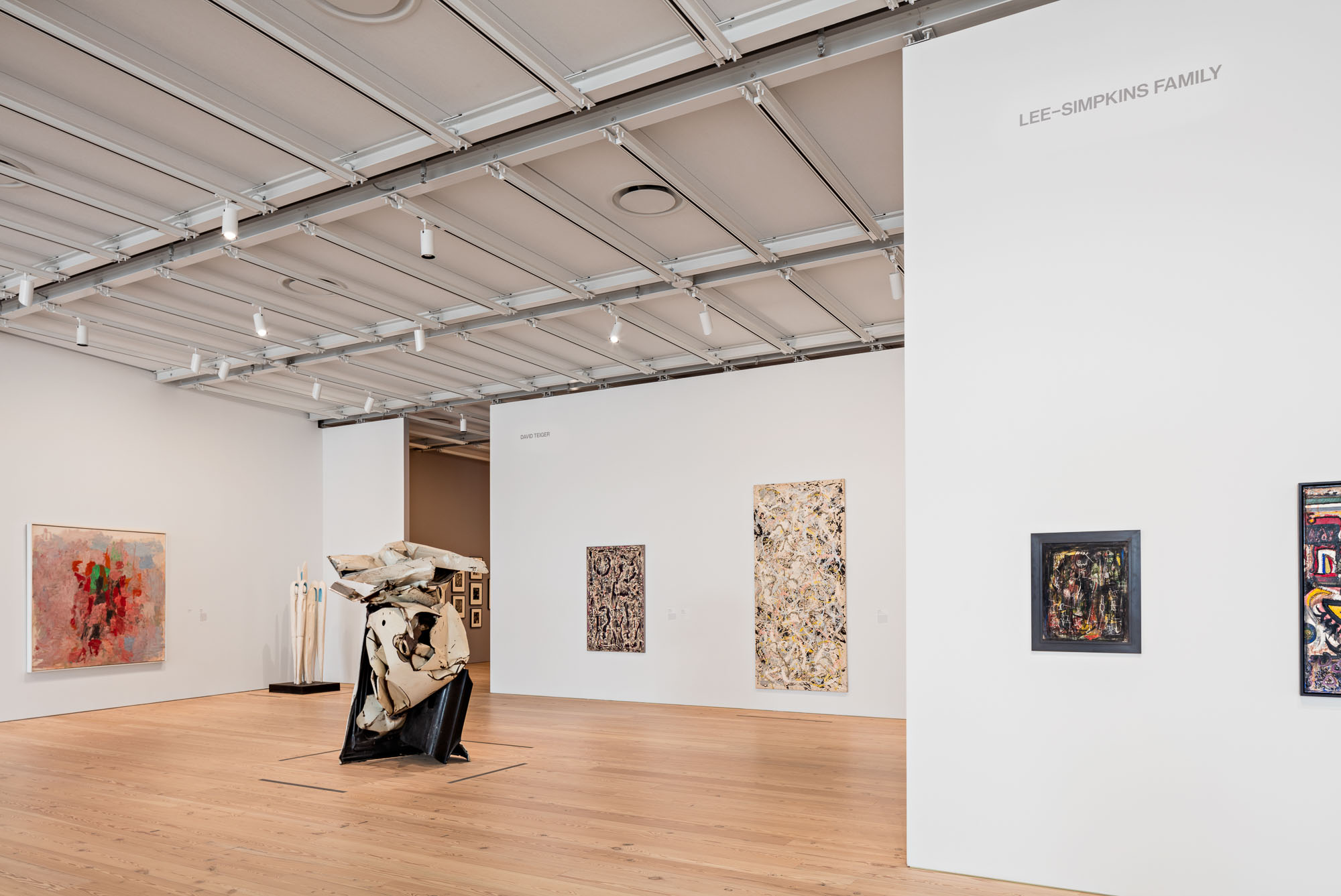 Whitney Museum of American Art for Entro Communications