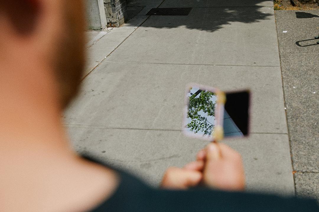 Jean Routhier.  Anecdotes.  2019. Soundwalks through the neighbourhood.