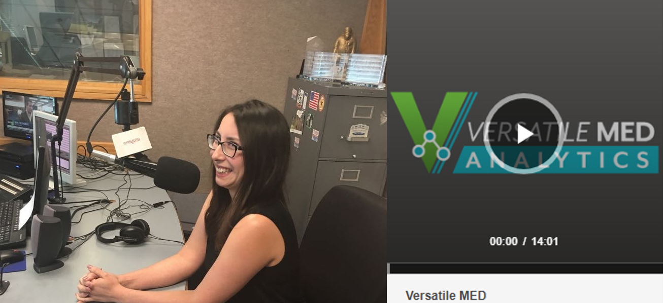 "Versatile MED Founders are interviewed for Go Local Boom   radio show  (search for ""Versatile MED""; we are 1/4 way down page)"