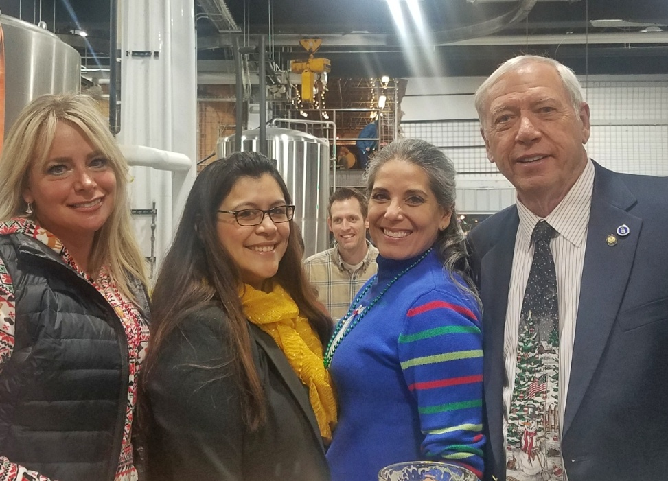Michelle, Stefany, Krystal, and Boyd _NMHIMSS Holiday Event 2018.jpg