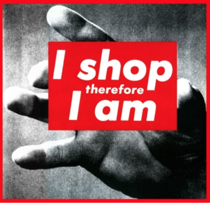 Barbara Kruger 'Untitled' (1987)