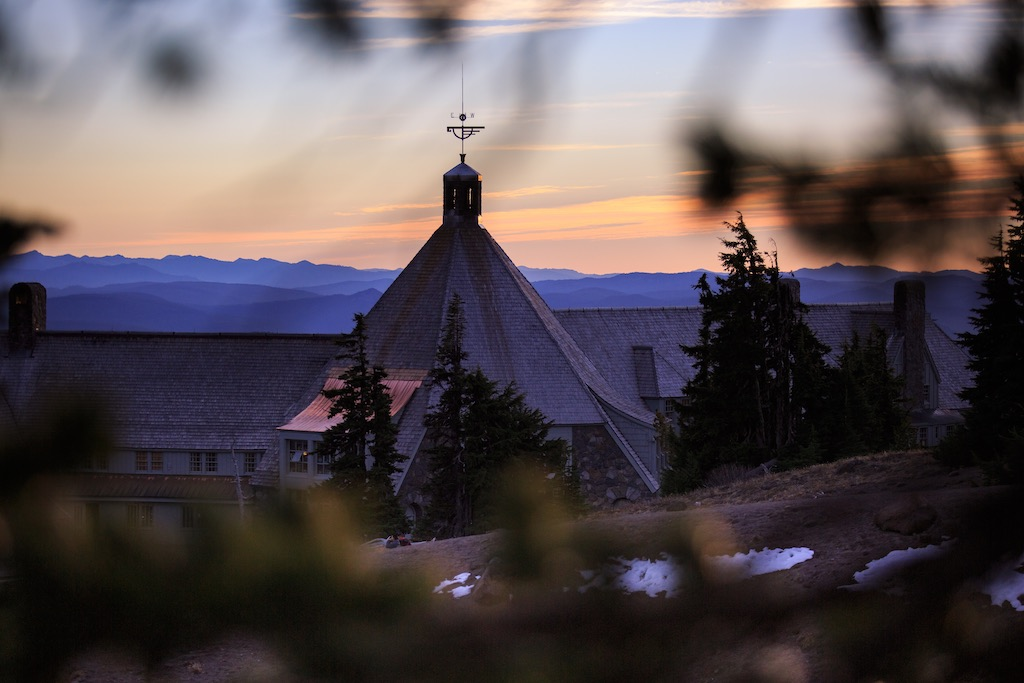 May 3 - 5th, 2019 - A Weekend of Yoga at Timberline Lodge with Michele LoewMount Hood, Oregon Timberline Lodge