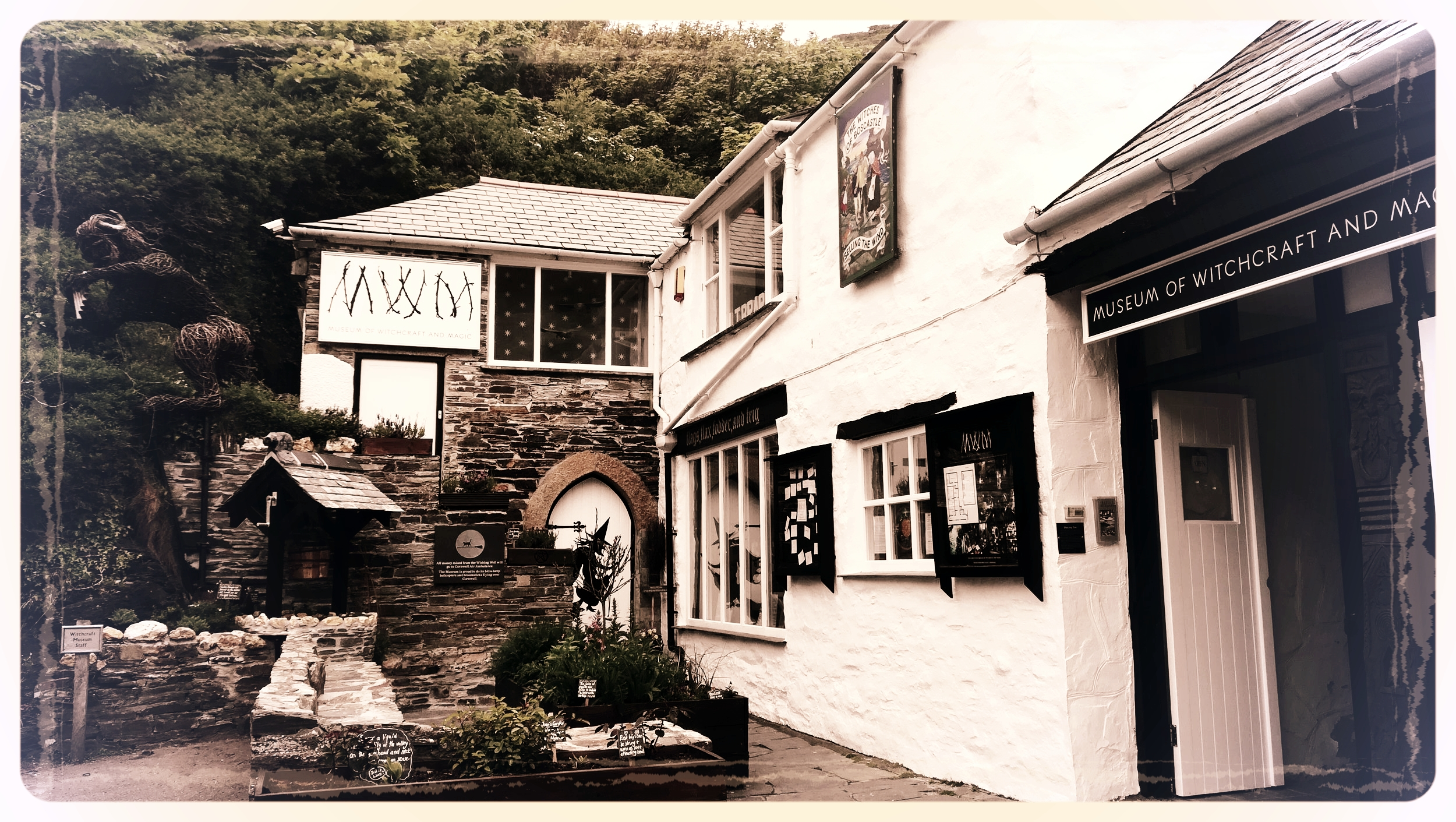 Museum of Witchcraft and Magic (Boscastle, Cornwall)