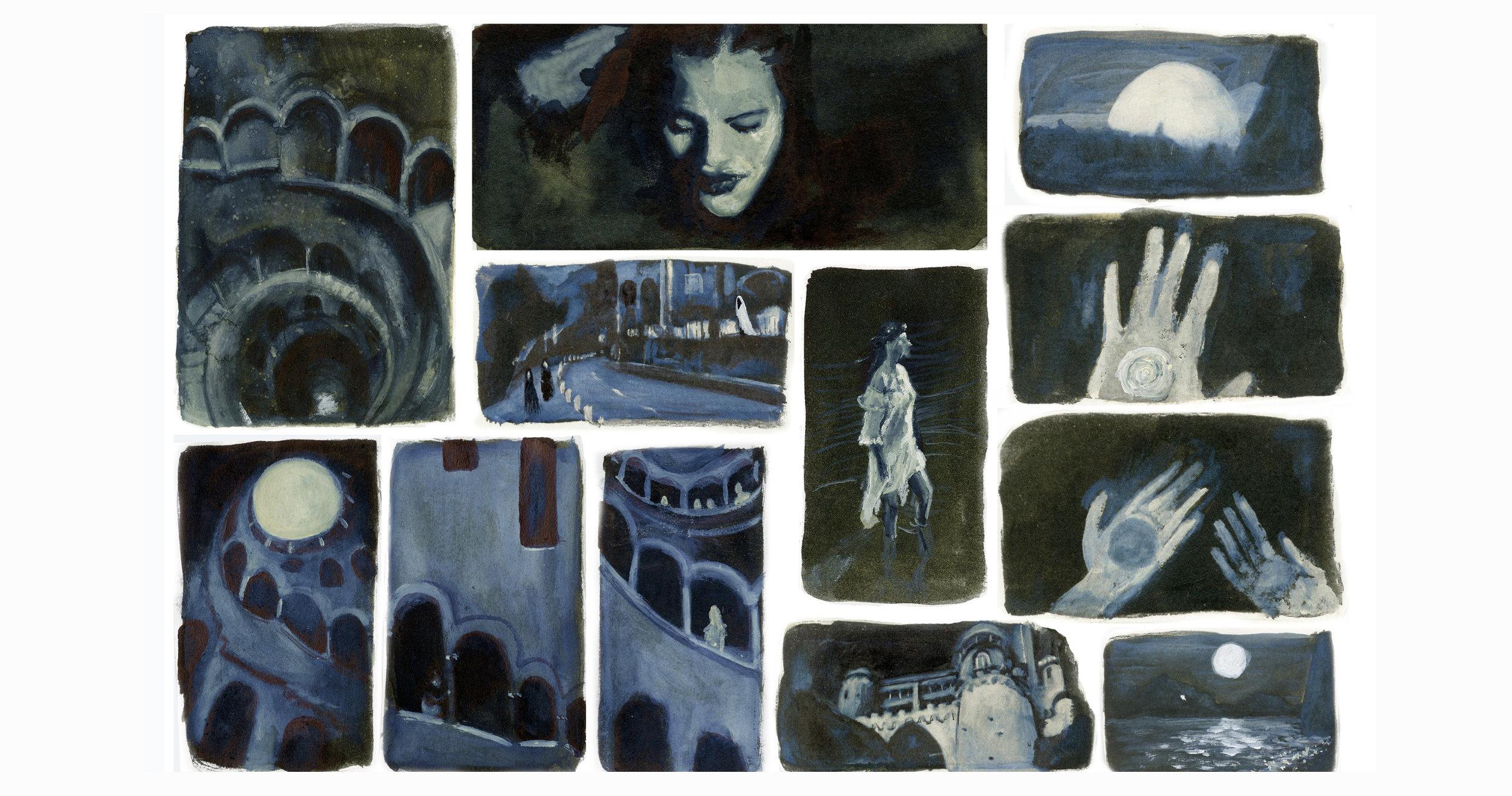 Emma Butcher Lua In Dark Places